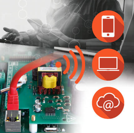 Lae Electronic - Connectivity